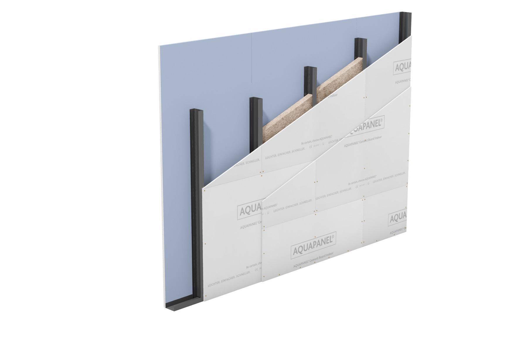 Knauf tu aquapanel cement board indoor